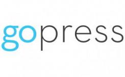Gopress logo