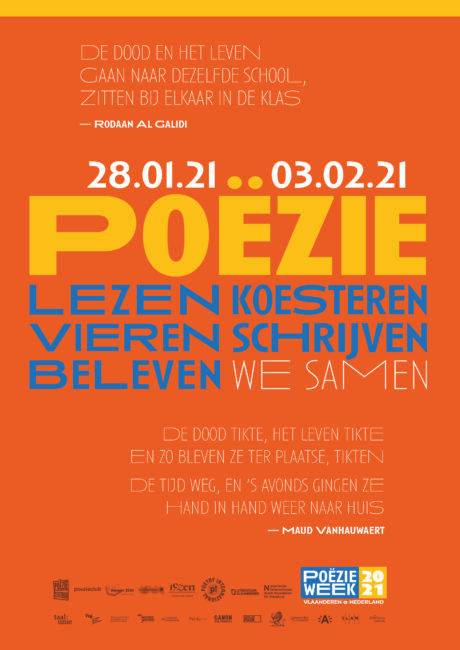 Poezieweek 2021
